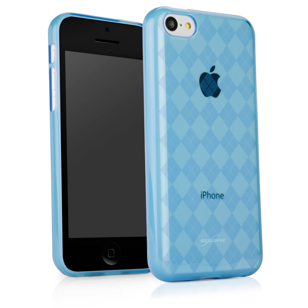 Argyle iPhone 5c Crystal Slip