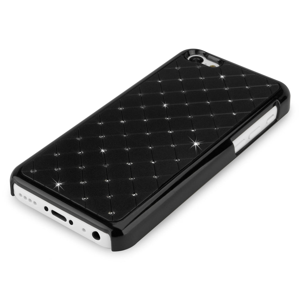 Diamond Rivet Case - Apple iPhone 5c Case