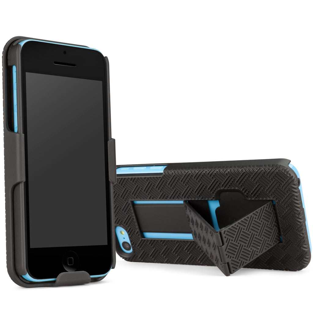 Dual+ Holster Case - Apple iPhone 5c Holster