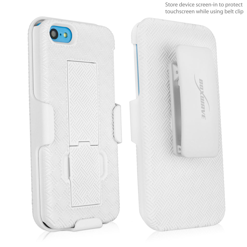 Dual+ Holster iPhone 5c Case