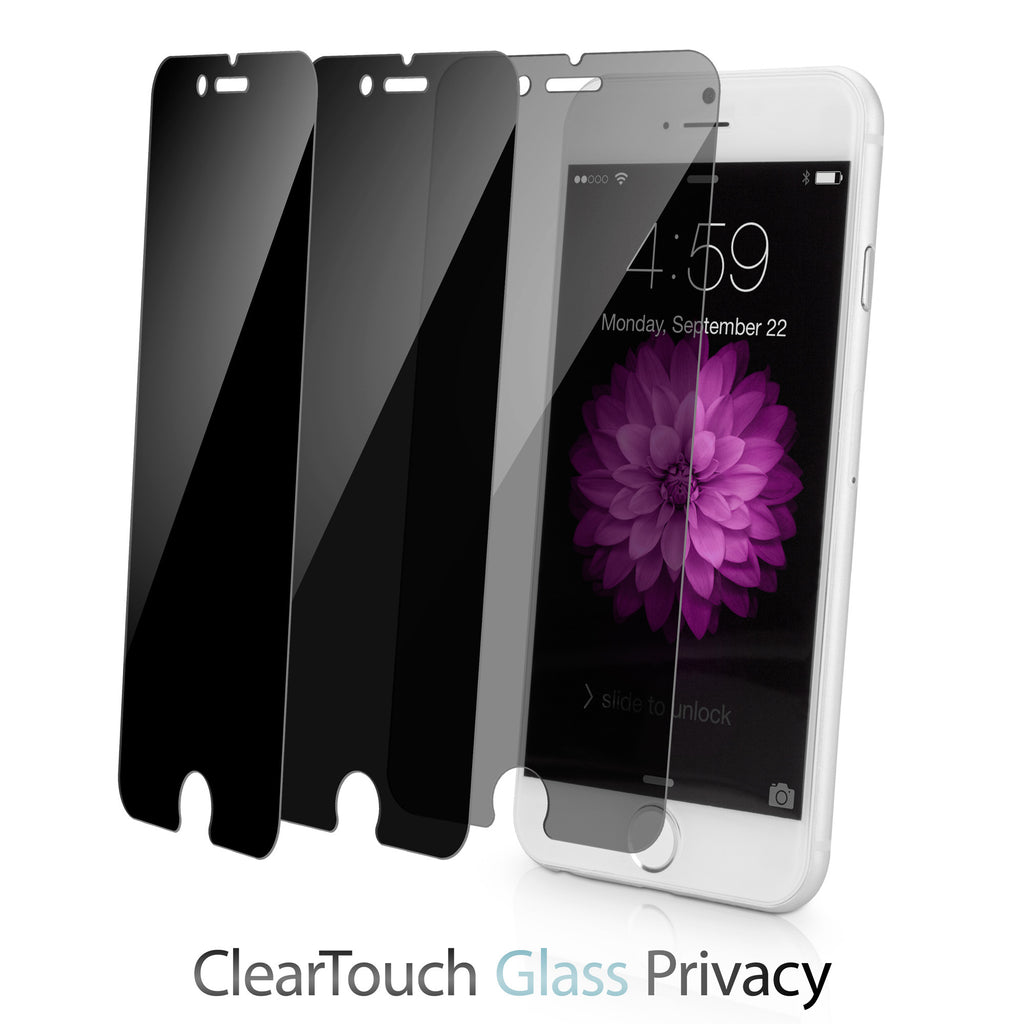 ClearTouch Glass Privacy 360 - Apple iPhone 6 Screen Protector