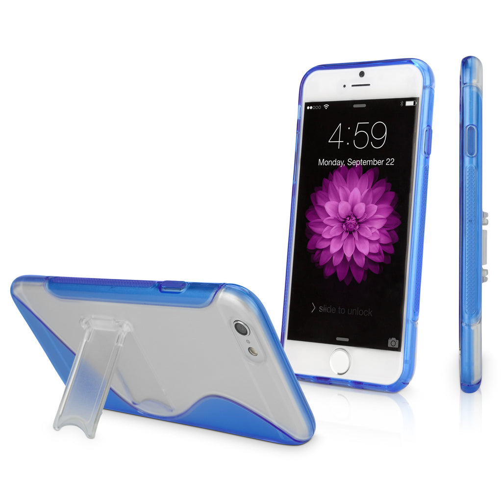 ColorSplash iPhone 6s Case with Stand