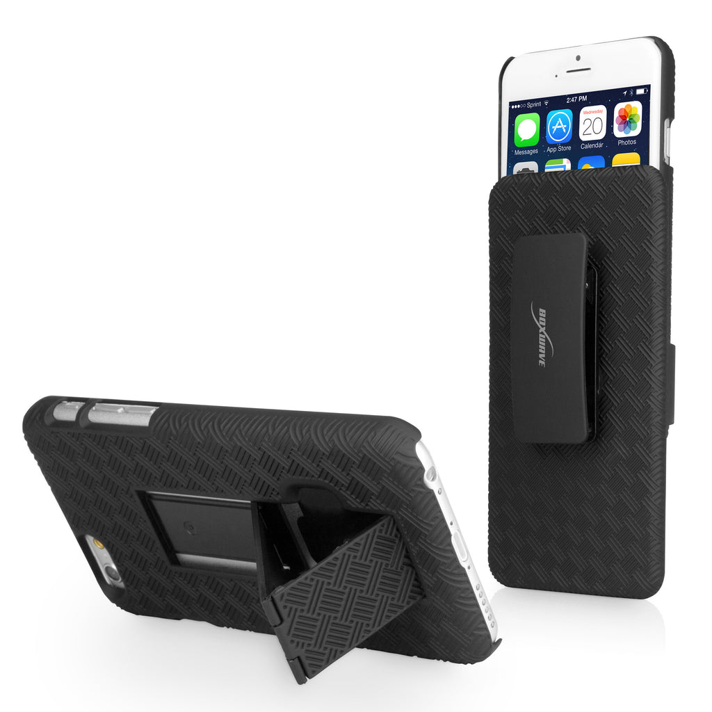 Dual+ Holster Case - Apple iPhone 6s Holster