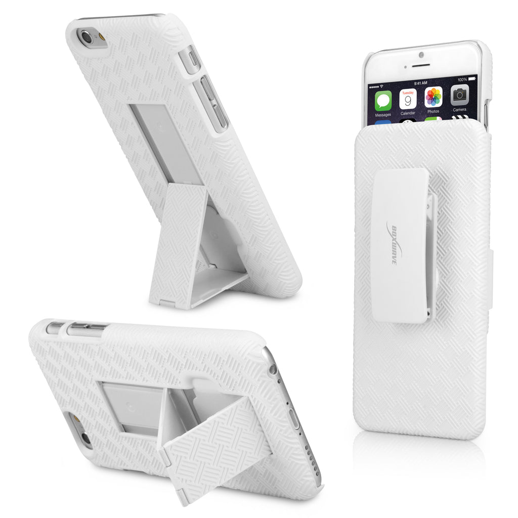 Dual+ Holster iPhone 6 Case