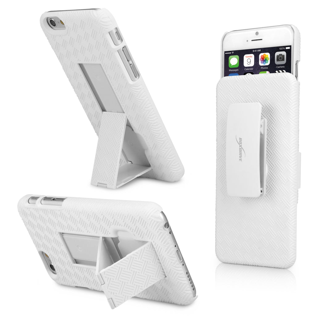 Dual+ Holster iPhone 6s Case