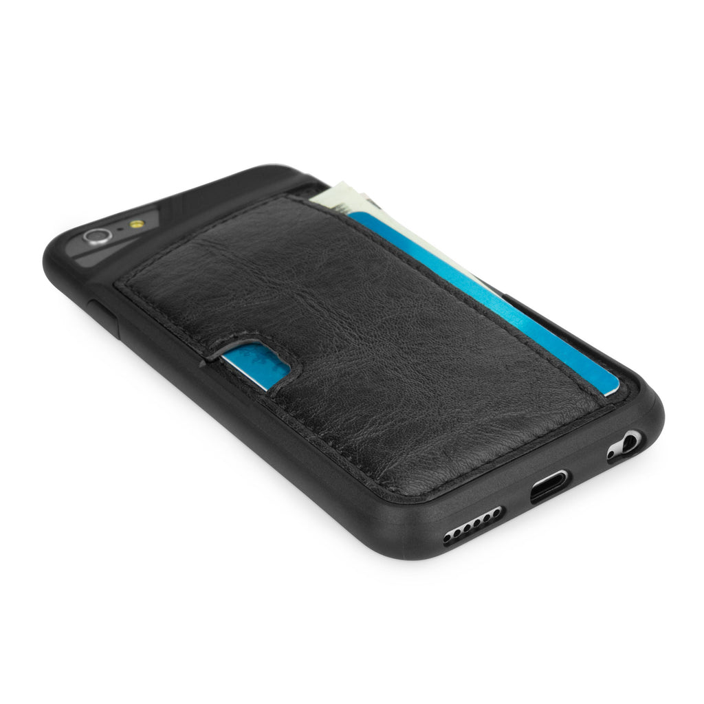 Leather CardWallet Case - Apple iPhone 6 Case