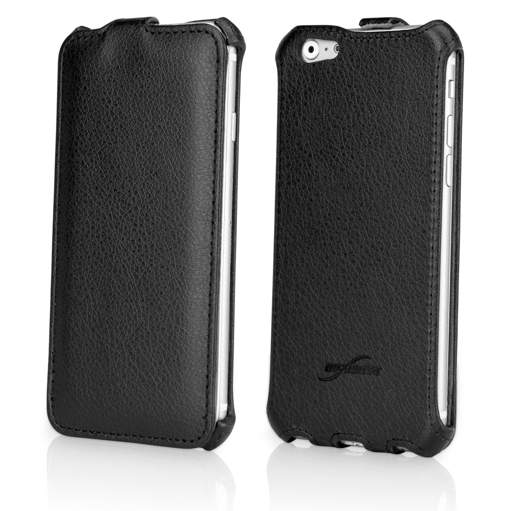 Leather Flip Case - Apple iPhone 6 Case