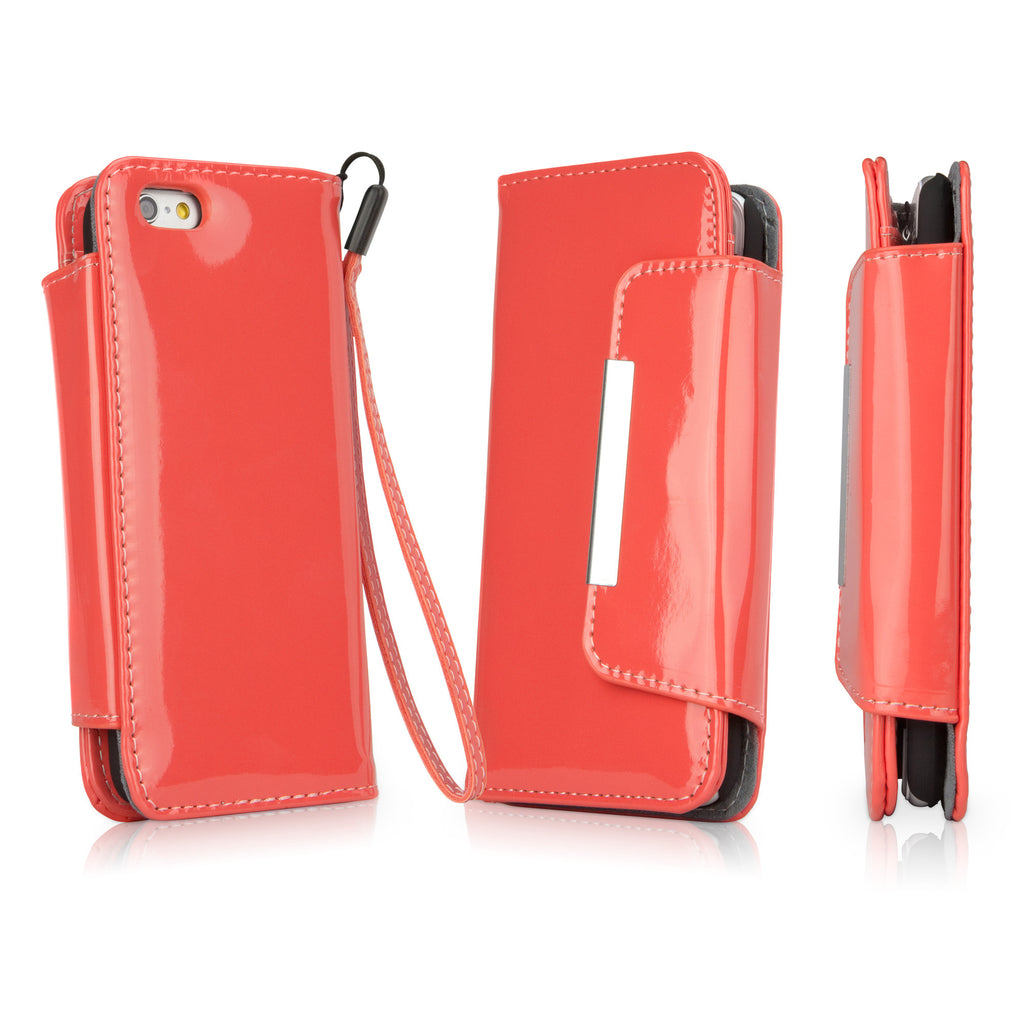 Patent Leather Clutch iPhone 6s Case