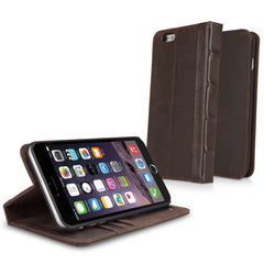 Classic Book Case - Apple iPhone 6s Plus Case
