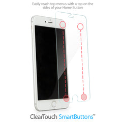 ClearTouch SmartButtons - Apple iPhone 6s Plus Screen Protector