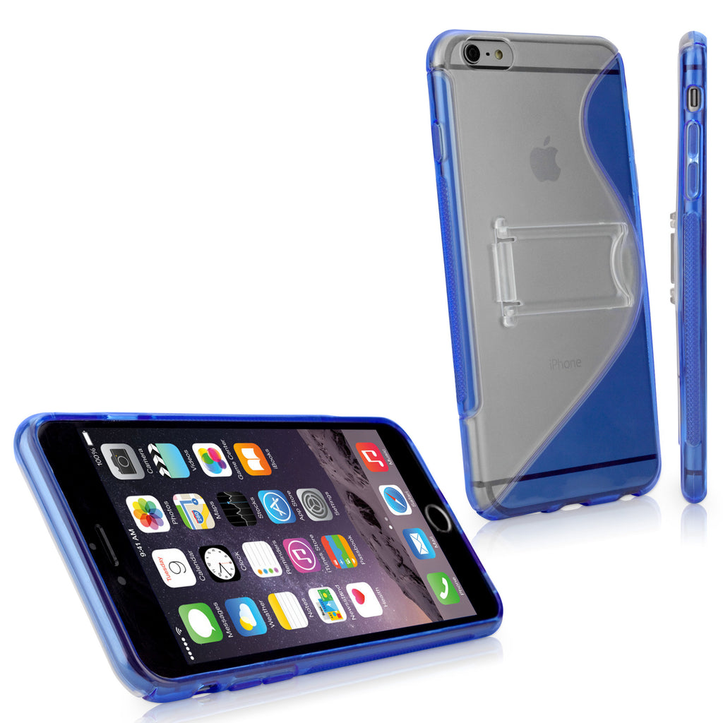 ColorSplash Case with Stand - Apple iPhone 6 Plus Case