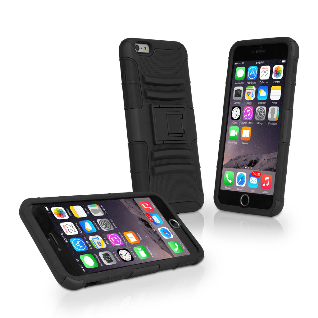 Dual+ Max Holster - Apple iPhone 6 Plus Holster