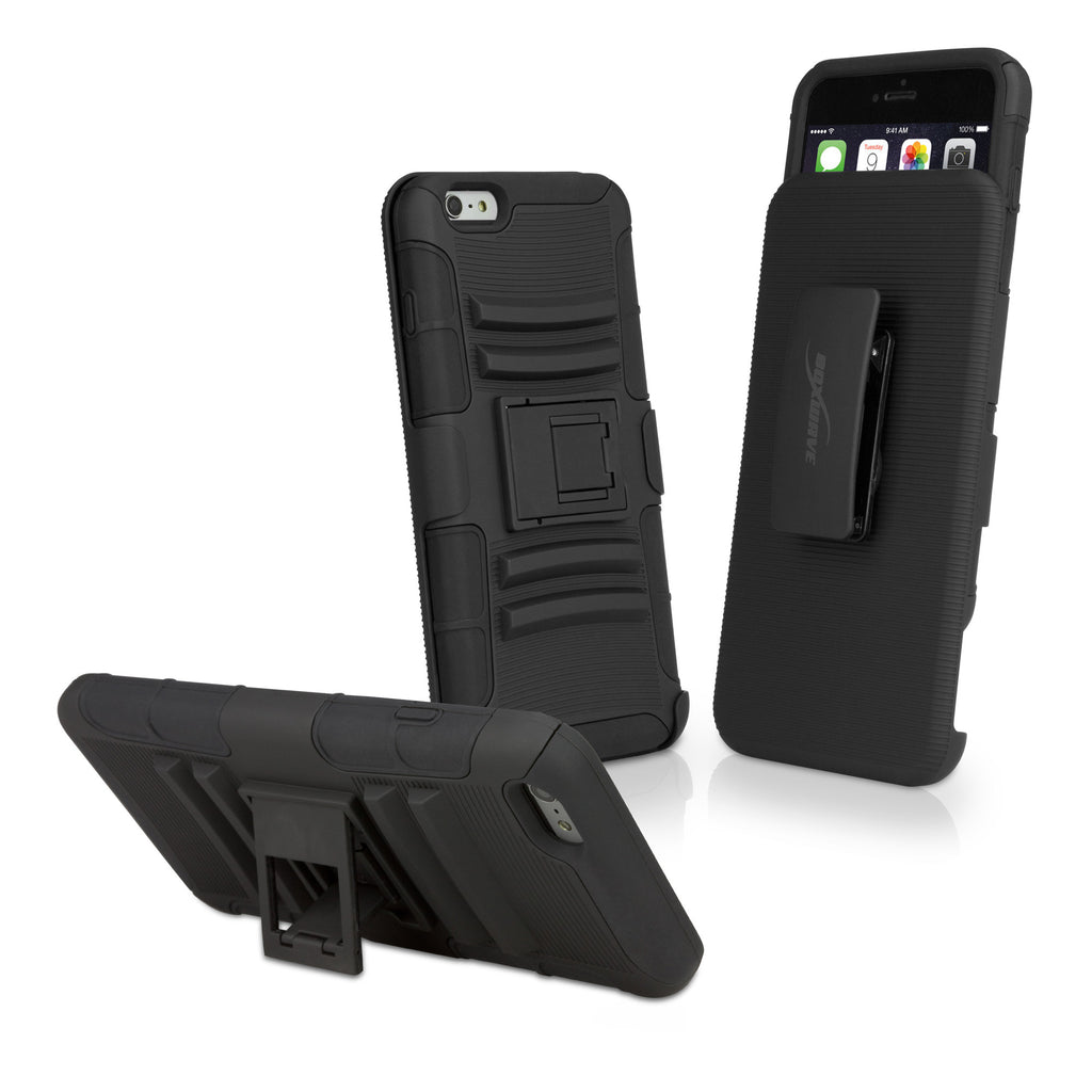 Dual+ Max Holster - Apple iPhone 6s Plus Holster