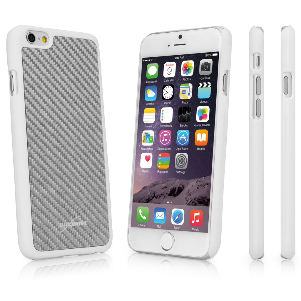 True Carbon Fiber Minimus iPhone 6s Case