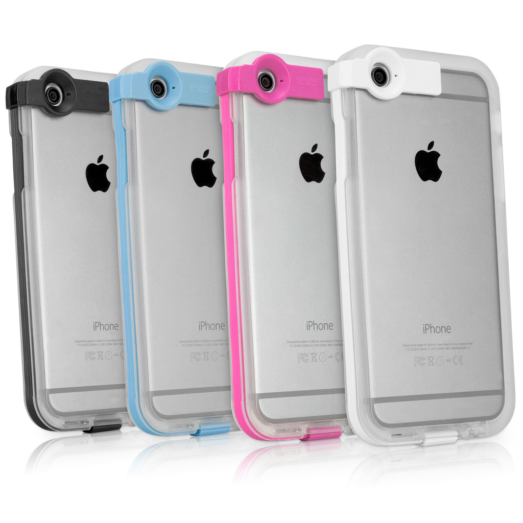 CableBuddy Case - Clear - Apple iPhone 6 Case