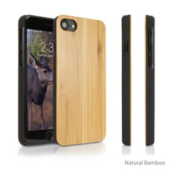 True Bamboo Minimus Case - Apple iPhone 8 Case
