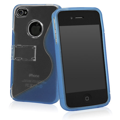 ColorSplash Case with Stand - Apple iPhone 4 Case