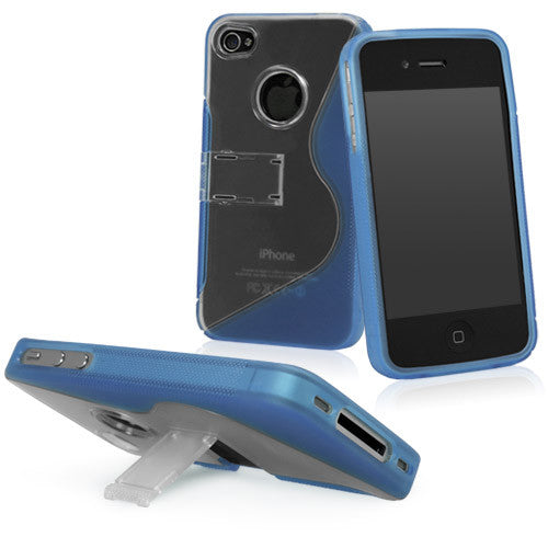 ColorSplash Case with Stand - Apple iPhone 4S Case