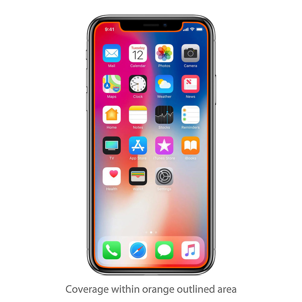 ClearTouch Glass - Apple iPhone X Screen Protector