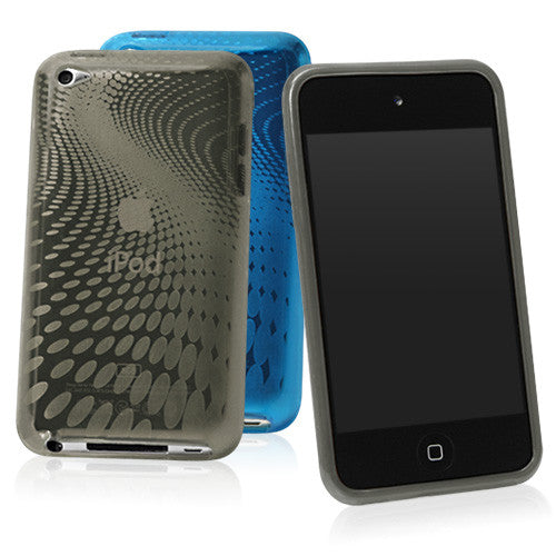 Digital Wave Crystal Slip - Apple iPod touch 4G (4th Generation) Case
