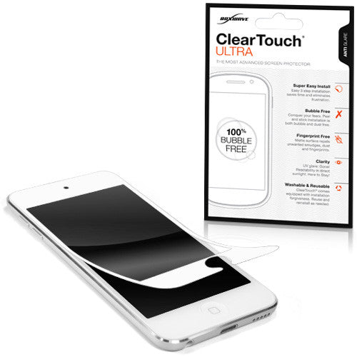 ClearTouch Ultra Anti-Glare - Apple iPod Touch 5 Screen Protector