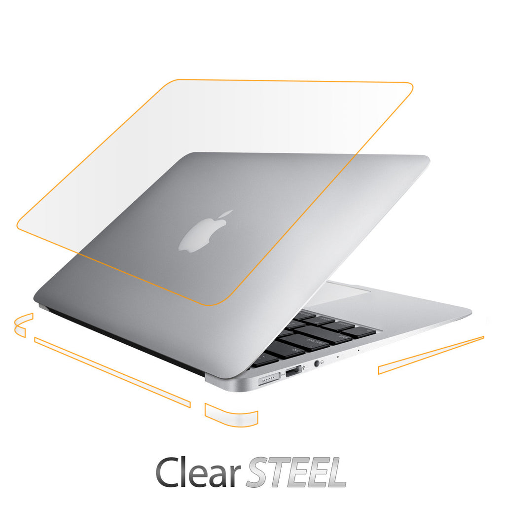 "ClearSteel - Apple MacBook Air 11"" (2010) Case"