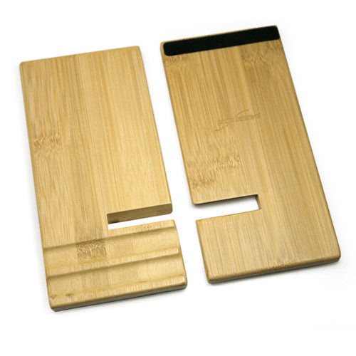 Bamboo Panel Stand - Large - Apple iPad 4 Stand and Mount