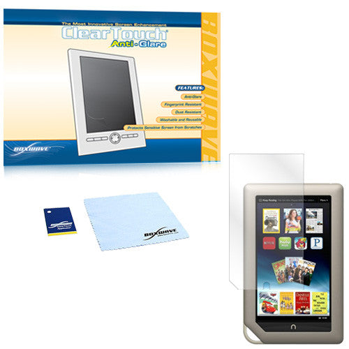 ClearTouch Anti-Glare - Barnes & Noble NOOK Tablet Screen Protector