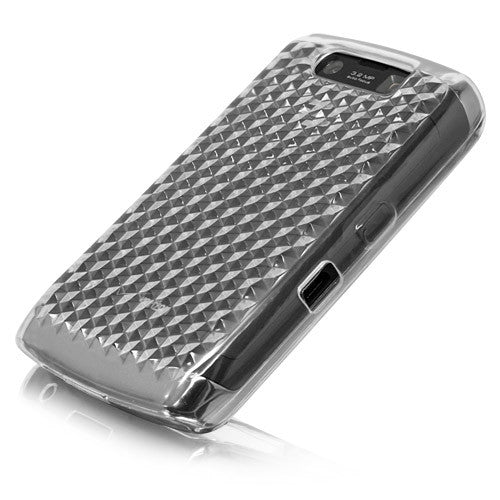 Honeycomb Crystal Slip - BlackBerry Storm 2 9550 Case