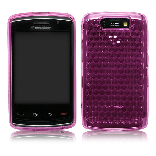 Honeycomb BlackBerry Storm 2 9550 Crystal Slip