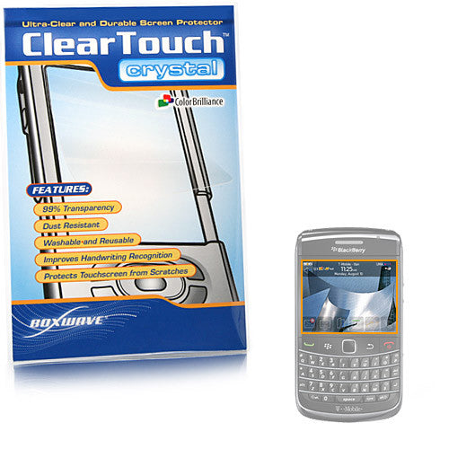 ClearTouch Crystal - BlackBerry Bold 9700 Screen Protector