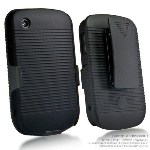 Dual+ Holster Case - Blackberry Curve 3G 9300 Holster