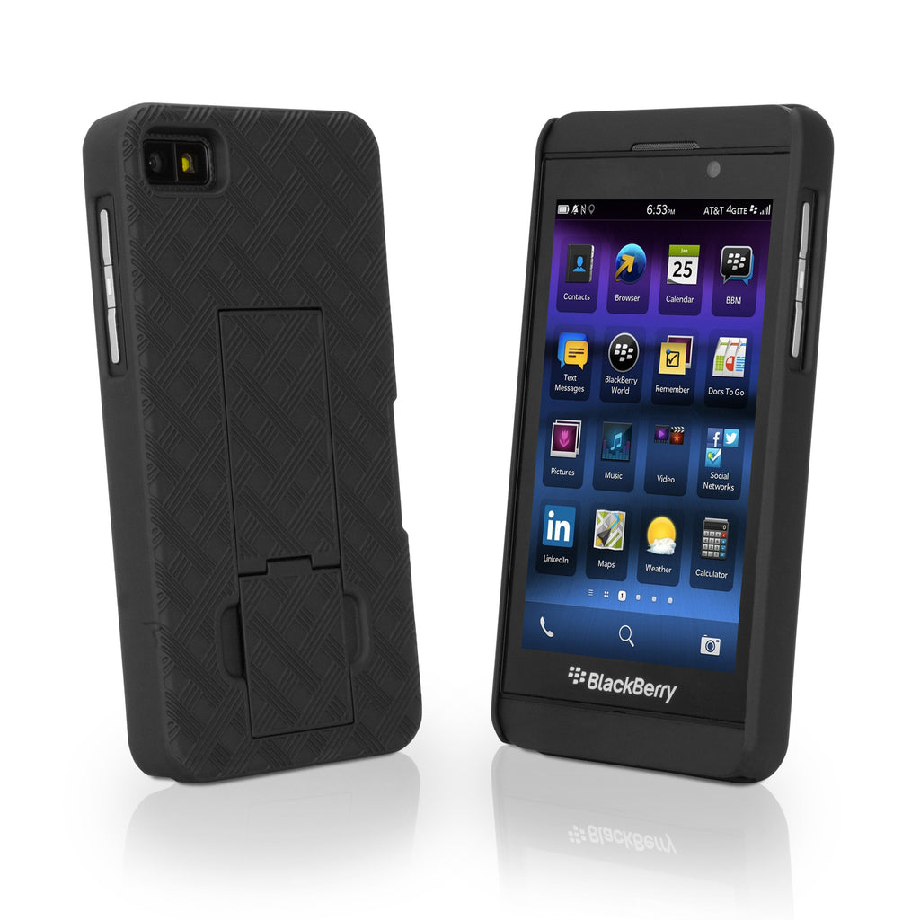 Dual+ Holster Blackberry Z10 Case