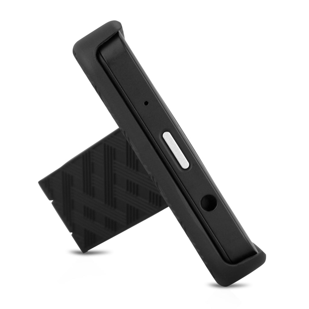 Dual+ Holster Case - Blackberry Z10 Holster