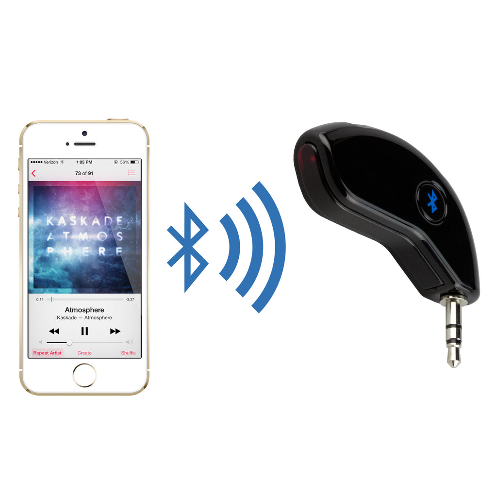 BlueBridge Audio Adapter - Apple iPhone 4S Audio and Music