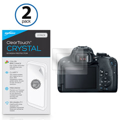 Canon EOS Rebel T7i ClearTouch Crystal (2-Pack)