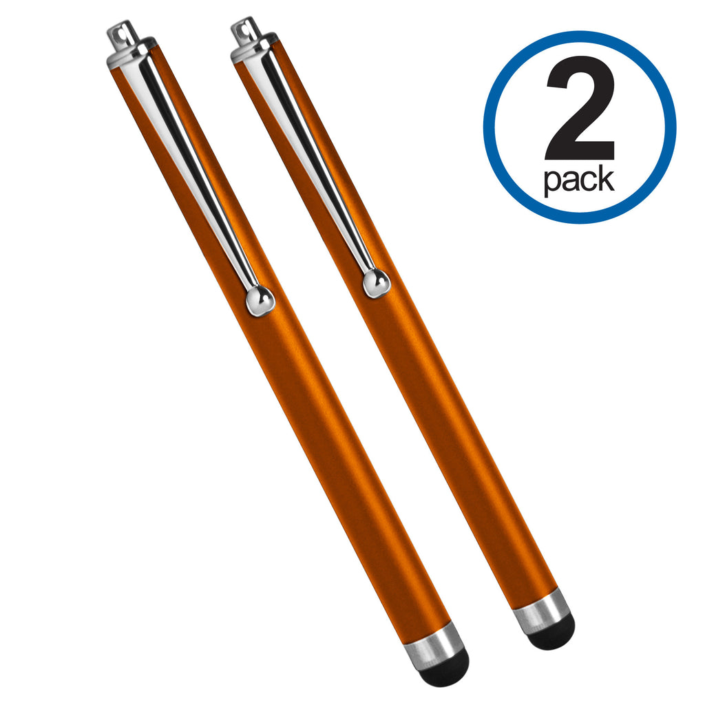 Capacitive Stylus (2-Pack) - Nintendo New 3DS XL Stylus Pen