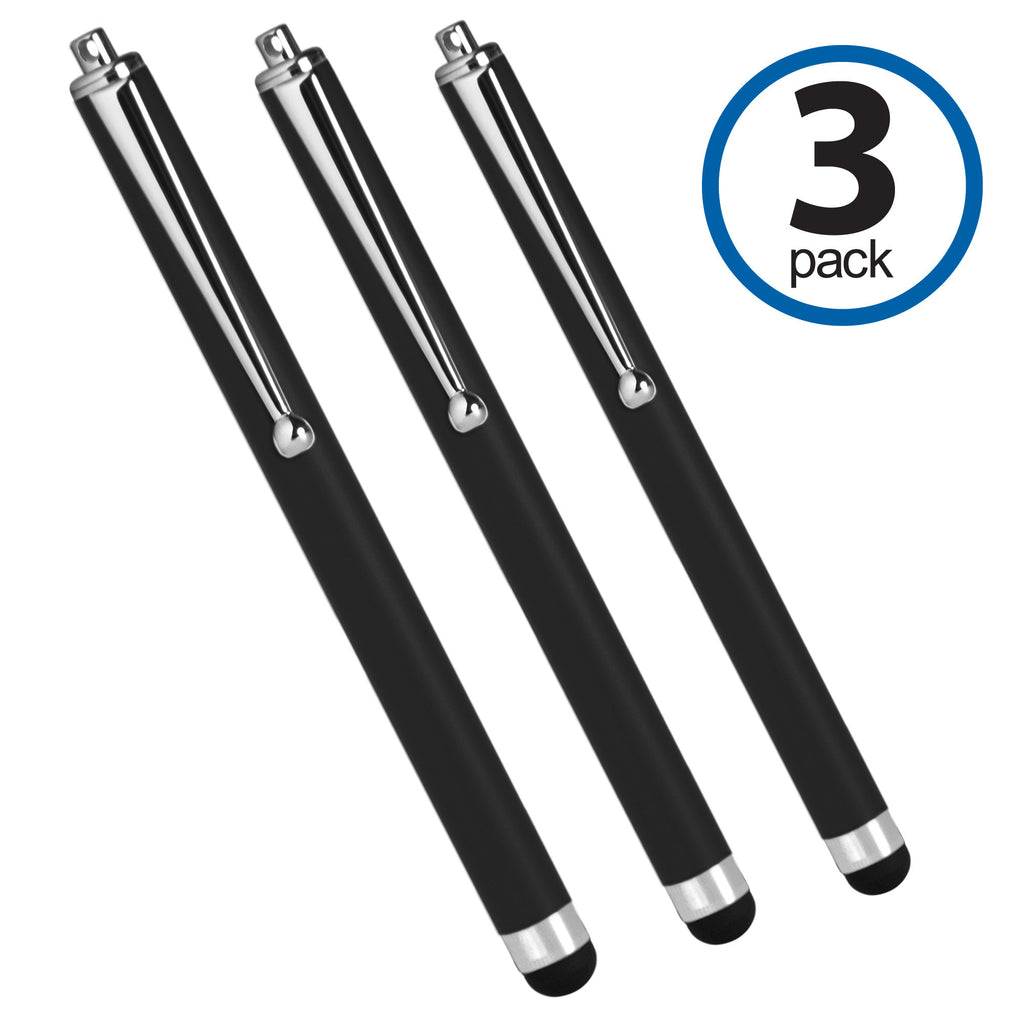 Capacitive Microsoft Surface Pro Stylus (3-Pack)