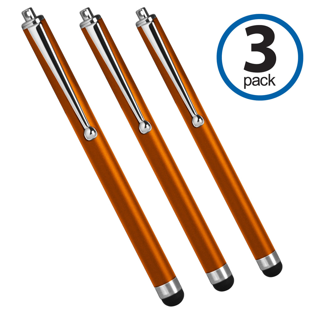 Capacitive HTC One (E9 Plus) Stylus (3-Pack)