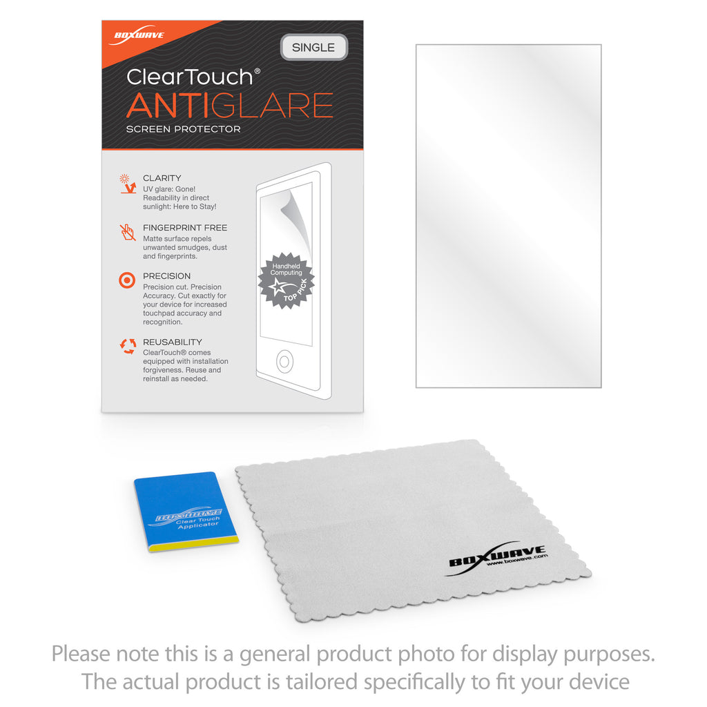 ClearTouch Anti-Glare - Canon PowerShot S90 Screen Protector