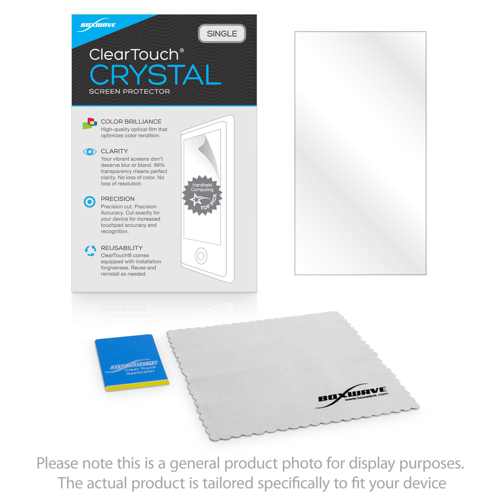 ClearTouch Crystal - Blackberry Bold 9780 Screen Protector