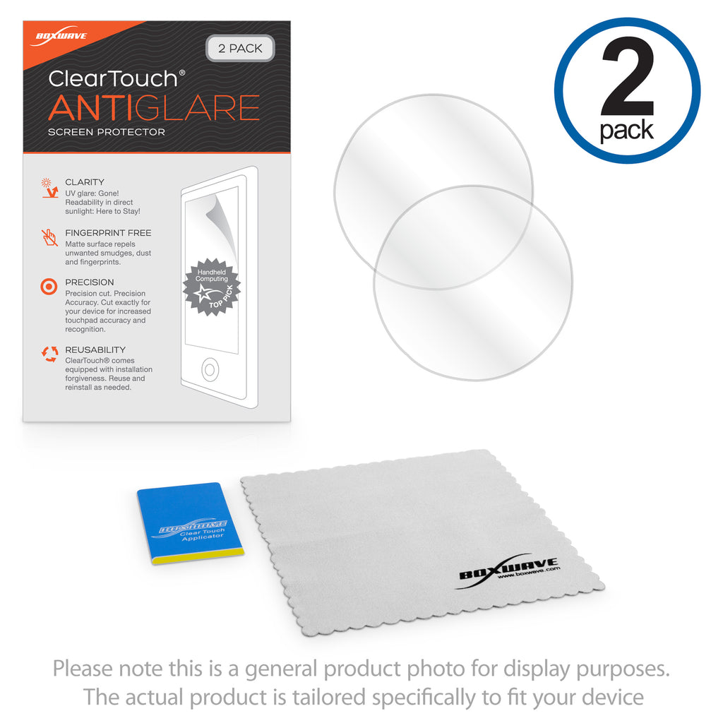 ClearTouch Anti-Glare (2-Pack) - Garmin Approach G8 3.0 Screen Protector