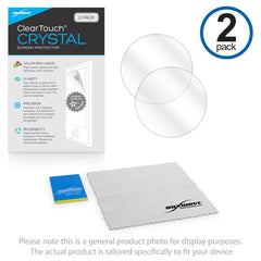 ClearTouch Crystal (2-Pack) - Martian Aviator B10 Screen Protector