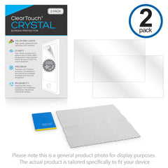 ClearTouch Crystal (2-Pack) - Cat S61 Screen Protector