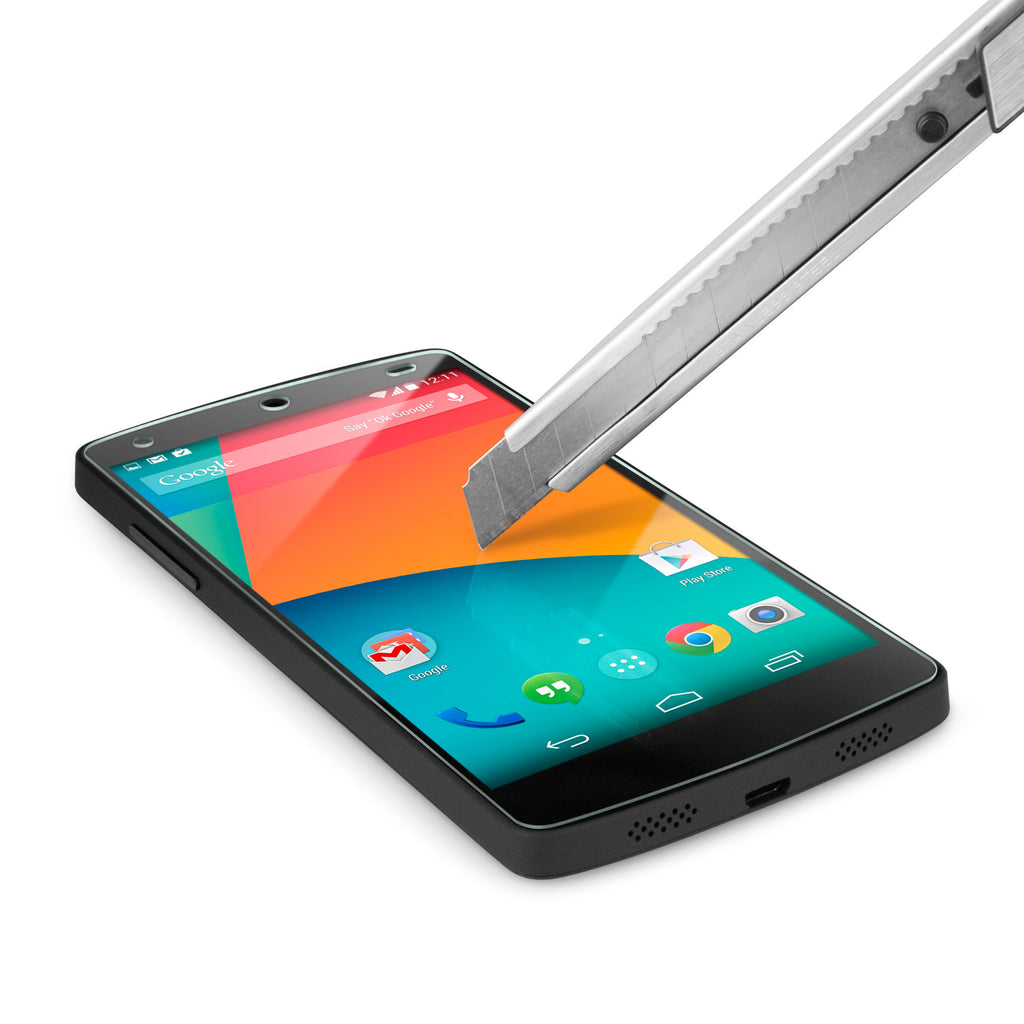 ClearTouch Glass - Google Nexus 5 Screen Protector