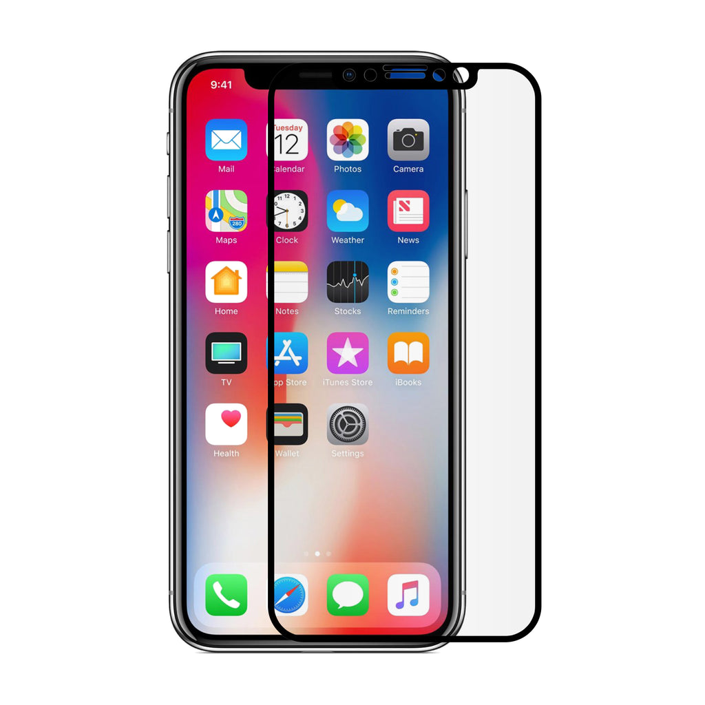 ClearTouch Glass Ultra Privacy - Apple iPhone X Screen Protector