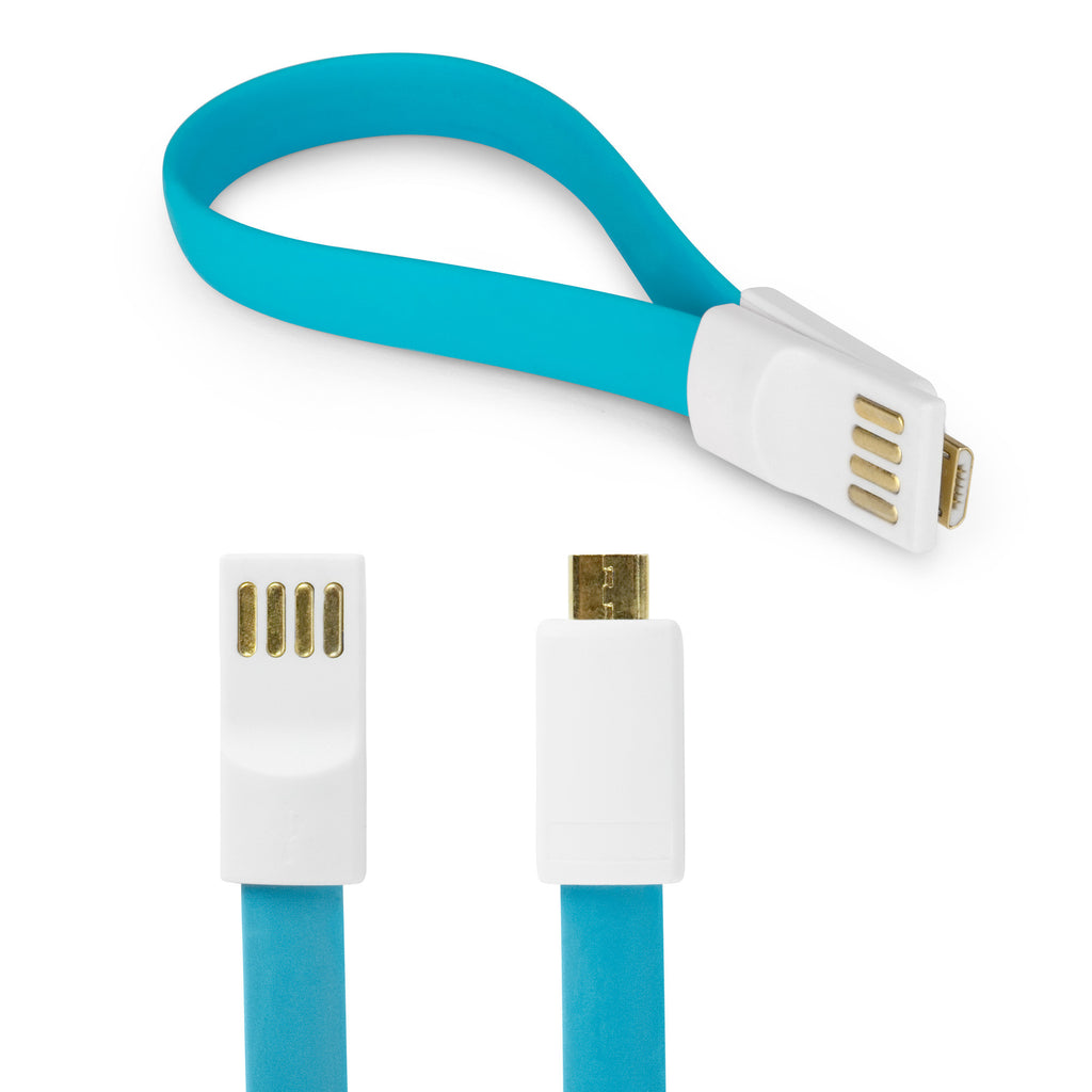 Colorific Magnetic Mini Cable - Samsung GALAXY Note (N7000) Cable