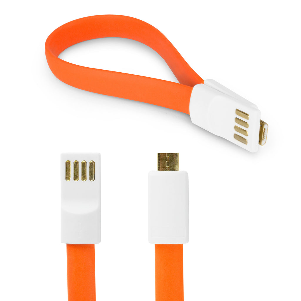 Colorific Magnetic Mini HTC Desire HD Cable