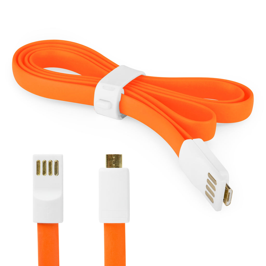 Colorific Magnetic Noodle HTC Inspire 4G Cable