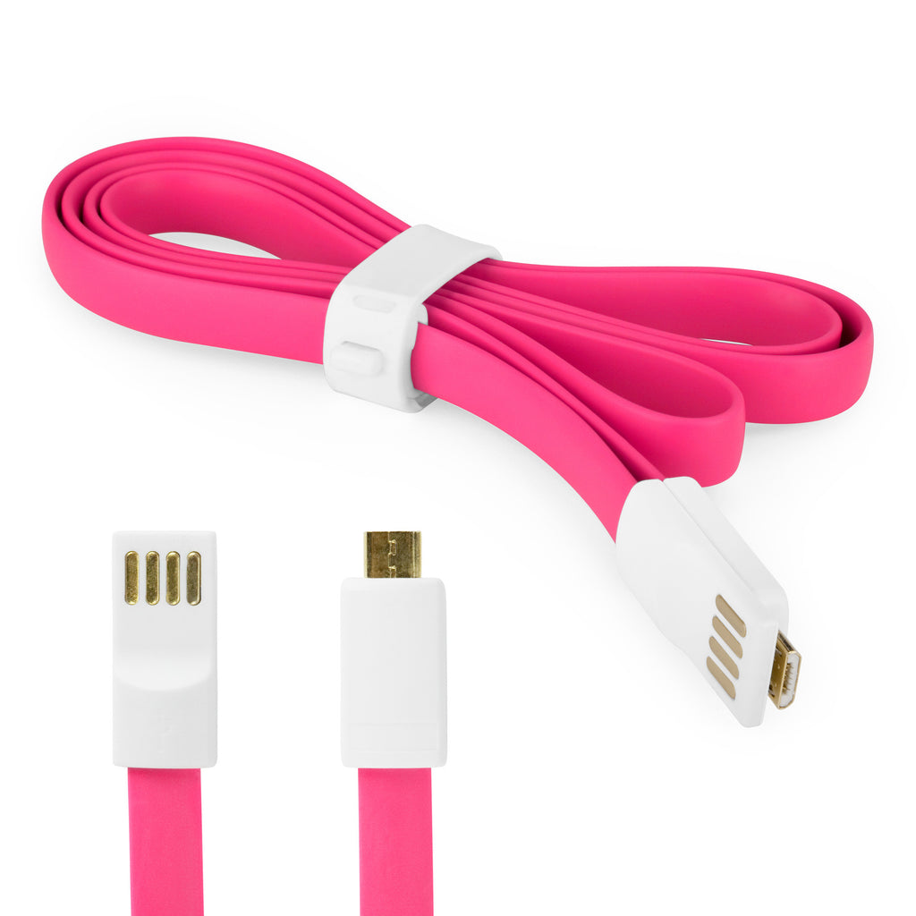 Colorific Magnetic Noodle Galaxy S2 Skyrocket Cable